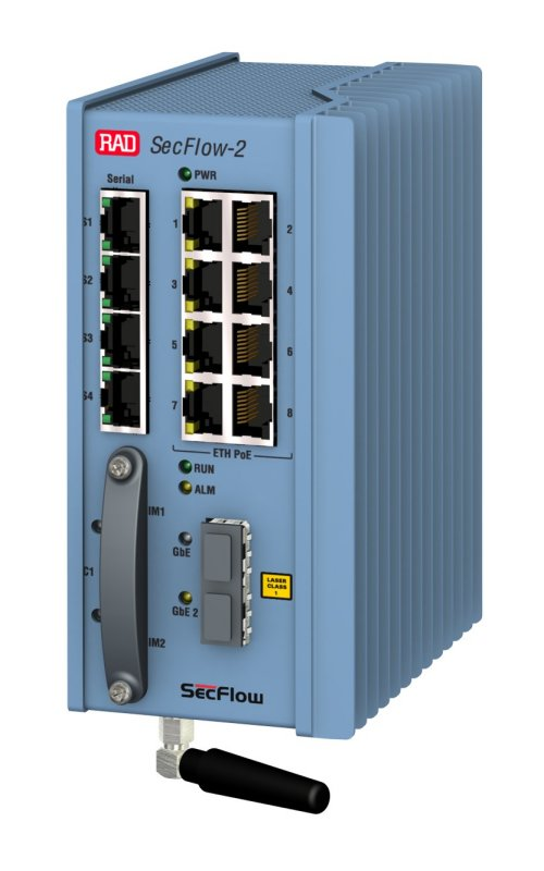 SF2/S/48VDC/2GE8UTP/POE/RS232/CEL - Click Image to Close